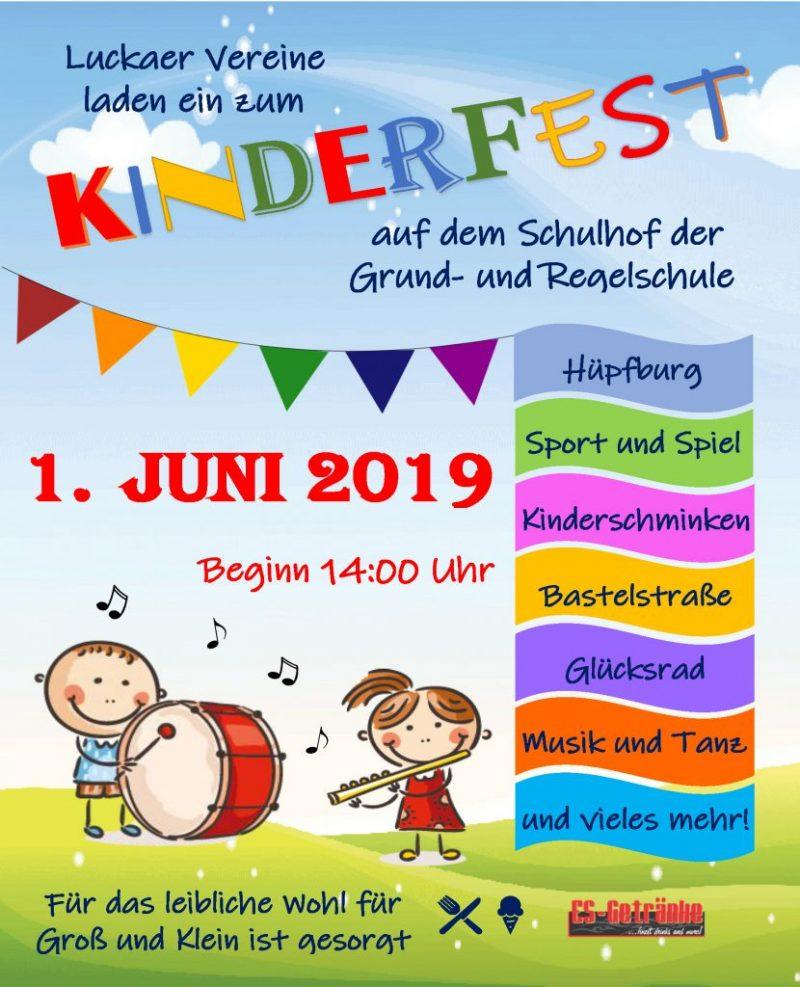 PlakatKinderfest2019 A3